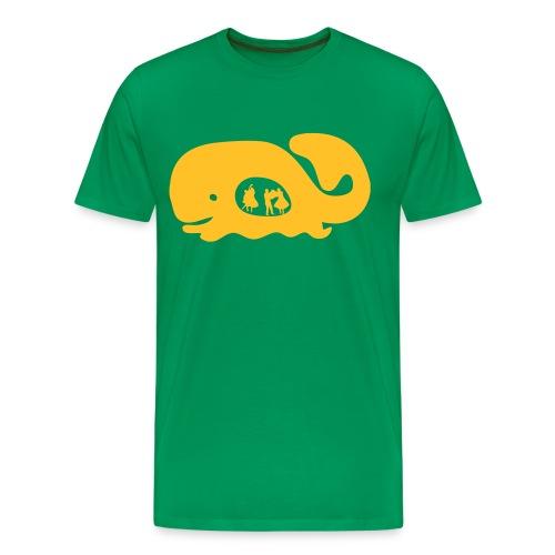 Festival - Premium T-skjorte for menn