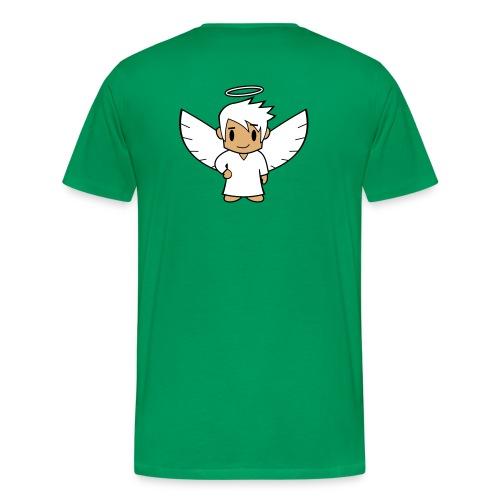 Engelsche2, Röggedrock - Männer Premium T-Shirt