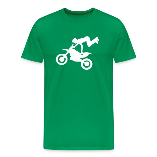 moto x 09 - Koszulka męska Premium