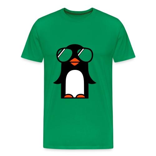 Heilt syg ellår  - Premium T-skjorte for menn