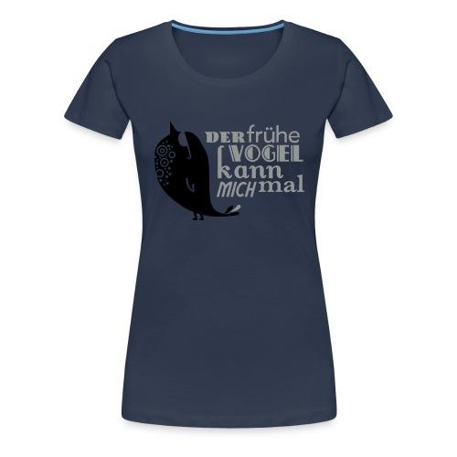 Vogel Women - Frauen Premium T-Shirt