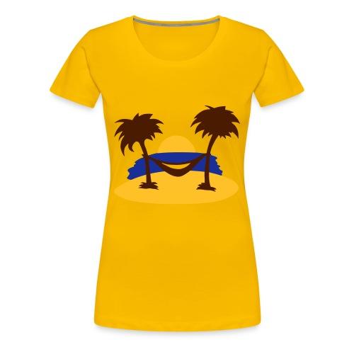 Sommer 2009 - Frauen Premium T-Shirt