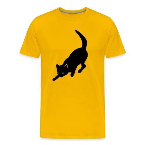 Katt   - Men's Premium T-Shirt