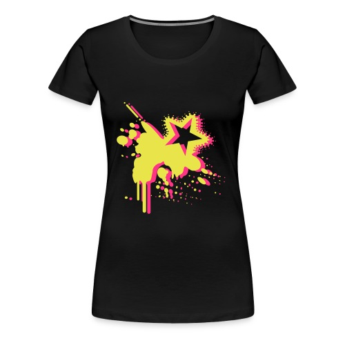 Star Toned - Women's Premium T-Shirt