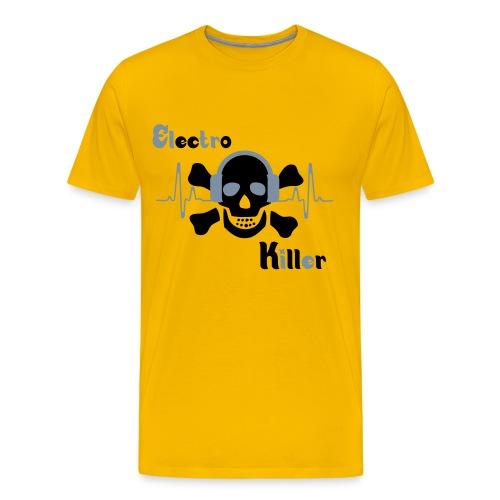 Electro Killer - Men's Premium T-Shirt