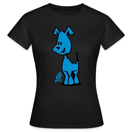Dog, puppy - Women's T-Shirt