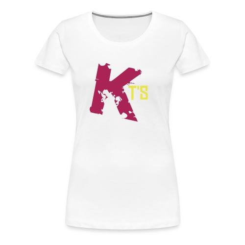 KT'S Lady2 - Women's Premium T-Shirt
