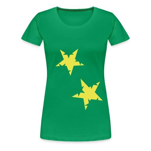 GWIAZDECZKI - Koszulka damska Premium