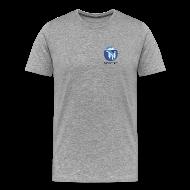 Tee shirts ~ T-shirt Premium Homme ~ Wikisource poitrine Couleur