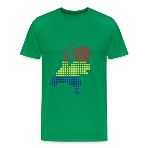 001.06 Nederland Vlaardingen  - Mannen Premium T-shirt