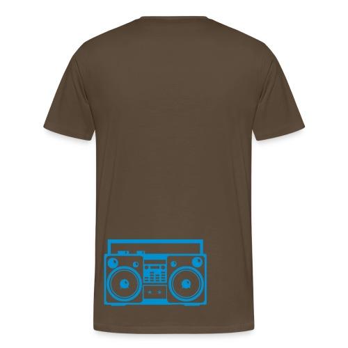 blaster - T-shirt Premium Homme
