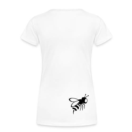 Women's Classic Tee - White - Women's Premium T-Shirt