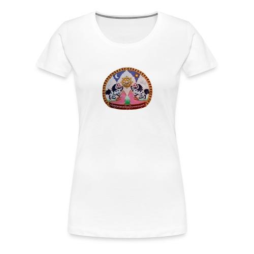 Tibet Seal - Frauen Premium T-Shirt