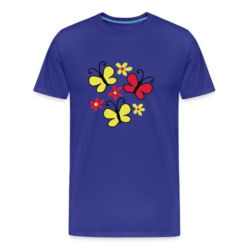 FlowersTee - Men's Premium T-Shirt