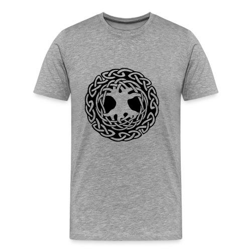 Celtic tree of live - Männer Premium T-Shirt