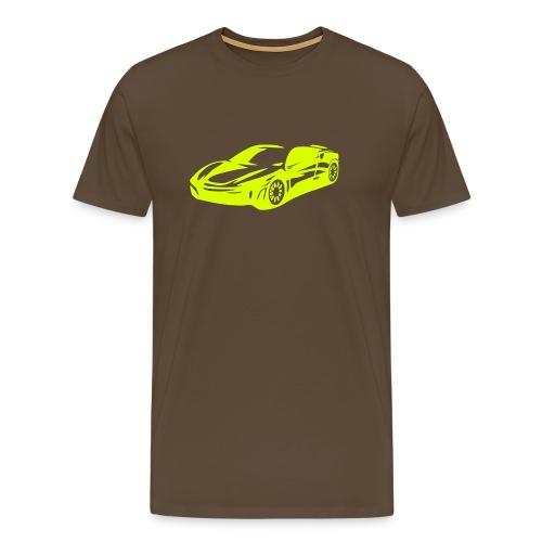 Car - Koszulka męska Premium