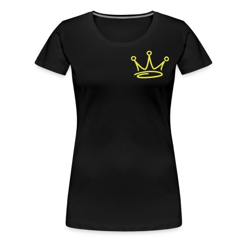 T-Shirt Schlicht - Frauen Premium T-Shirt