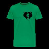 T-skjorter ~ Premium T-skjorte for menn ~ T-shirt Bjørn