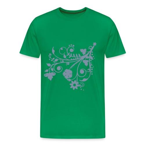 4 man - Men's Premium T-Shirt