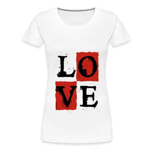 Valentine's t-shirt - Women's Premium T-Shirt