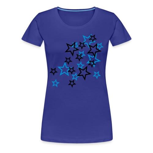 Starz - Frauen Premium T-Shirt