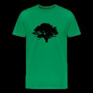 T-skjorter ~ Premium T-skjorte for menn ~ T-shirt Eik