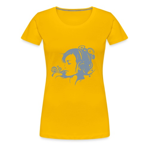 glebschick - Frauen Premium T-Shirt