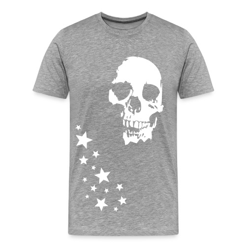 The head in stars - T-shirt Premium Homme