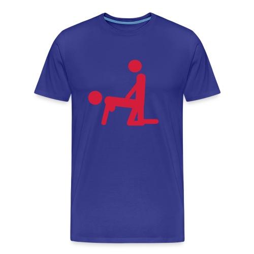 Phoque Me!! - T-shirt Premium Homme