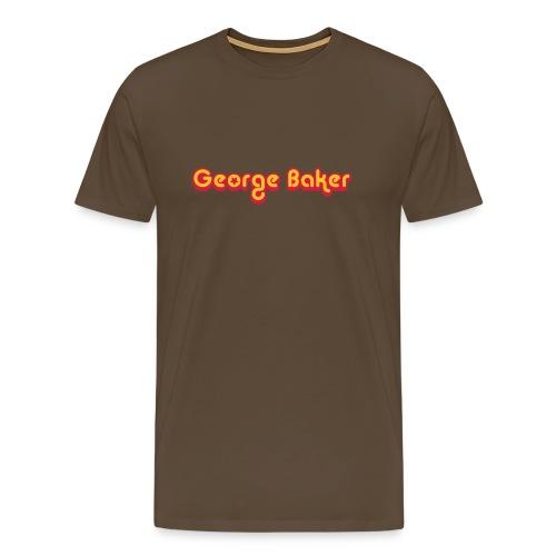 George Baker - Mannen Premium T-shirt