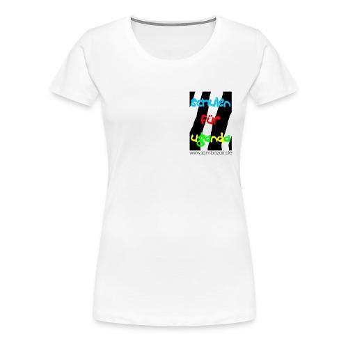 T-shirt Damen - 5€ für Jambozuri! - Frauen Premium T-Shirt