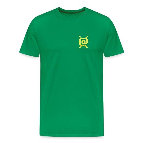 Spam-Alien - Männer Premium T-Shirt