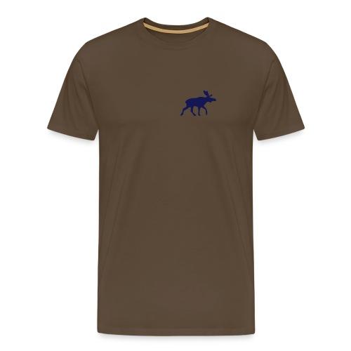 AF Alce-1 - Camiseta premium hombre