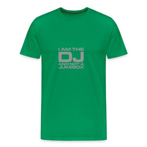 I AM THE DJ - Men's Premium T-Shirt