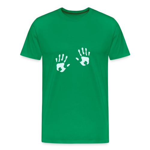 Don't touch. - T-shirt Premium Homme