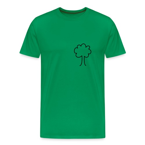 Bomen behouden - Mannen Premium T-shirt
