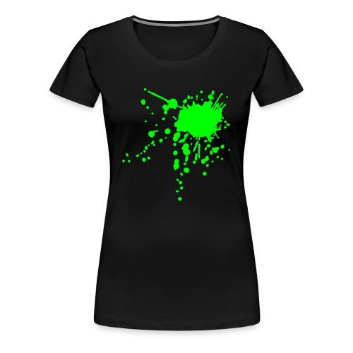 splash - T-shirt Premium Femme