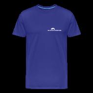 T-Shirts ~ Männer Premium T-Shirt ~ Männer Shirt mit Logo Front