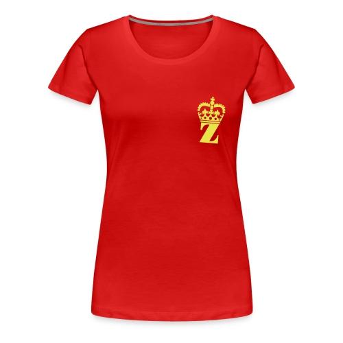 sport rouge - T-shirt Premium Femme