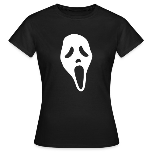 Scream (white) - Women's T-Shirt