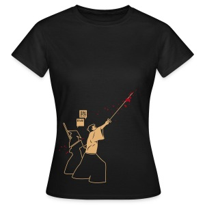 Samuraislasher - Frauen T-Shirt
