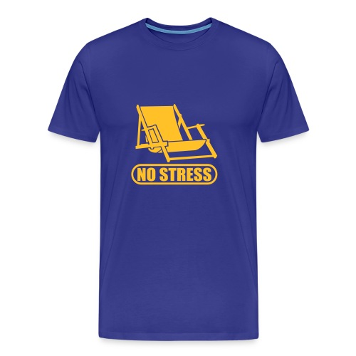 No Stress T-shirt - Men's Premium T-Shirt