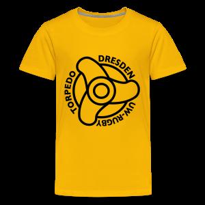 Torpedo-Kinder-Shirt - Teenager Premium T-Shirt