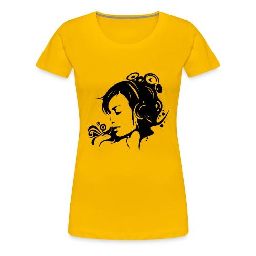 Nofretete - Koszulka damska Premium