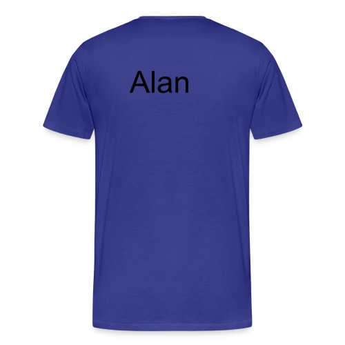 Names- Alan - Men's Premium T-Shirt