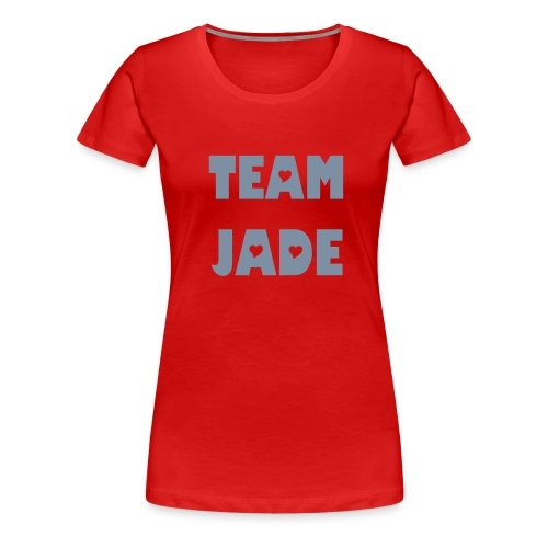 Women Girlie Team Jade - Women's Premium T-Shirt
