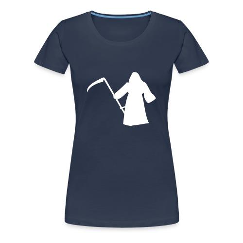 Sensenmann - Frauen Premium T-Shirt