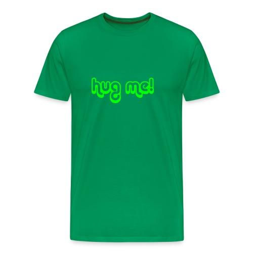 hug me! - Men's Premium T-Shirt