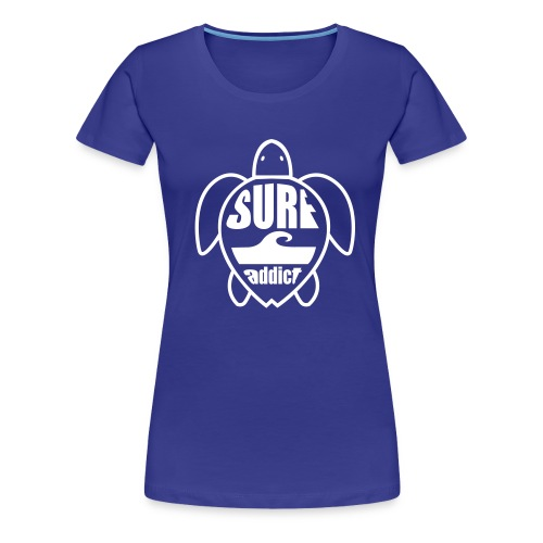 Ocean Blues - Women's Premium T-Shirt