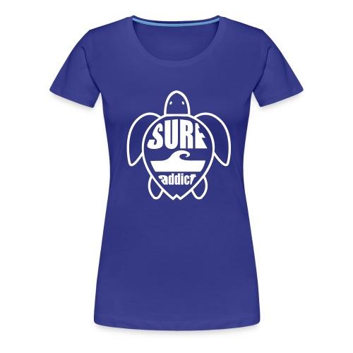 Ocean Blues - Women's Premium T-Shirt